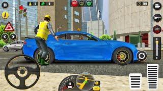 HQ Taxi Driving 3D Taxi Game #12 - Android gameplay
