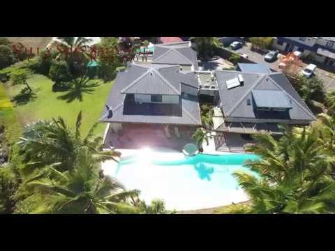 Villa Sud Sauvage Location Saisonniere A Ile De La Reunion Youtube