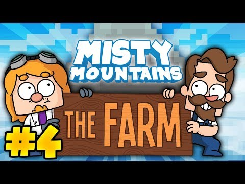 Minecraft The Farm With Duncan #4 - Welcome To Misty Mountains