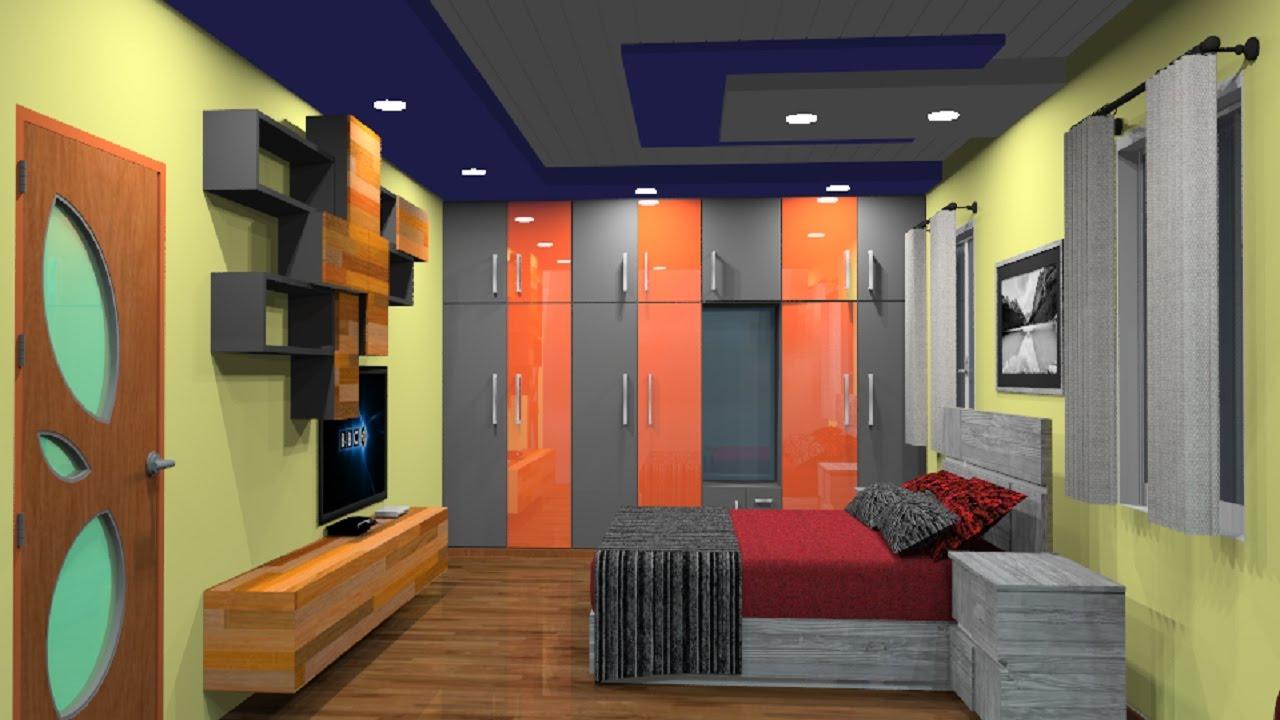 Bedroom Gypsum Ceiling Designs - Latest 30 Bedroom ...