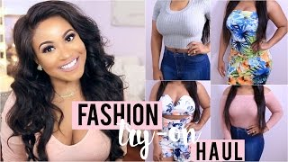 Spring 2016 Clothes & Shoes Haul | Fashion Nova + AmiClubwear!