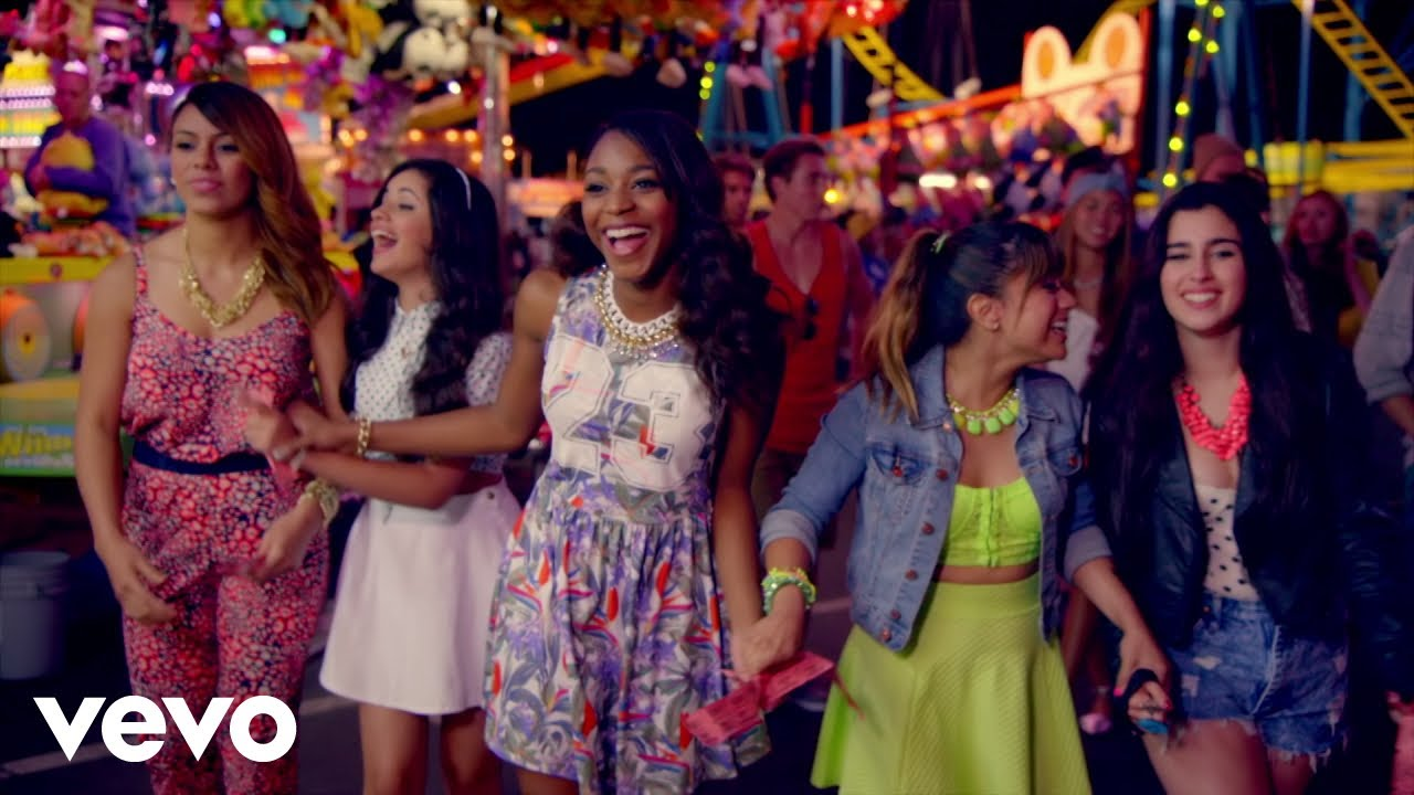 Fifth Harmony logra certificación Vevo de Work From Home - Miss movin on