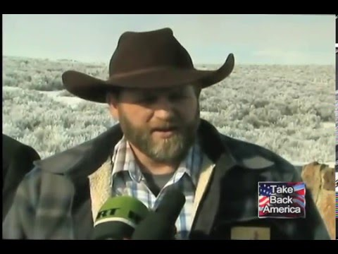 Ammon BUNDY Speaks & Committee of SAFETY, BEFORE the ARREST