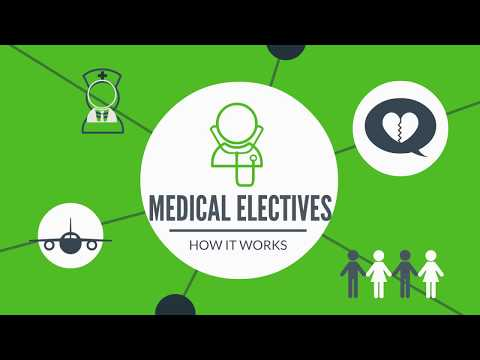 GEP Application process - medical electives