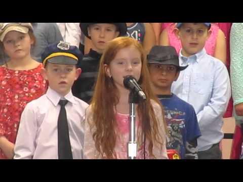 Hats - Cedar Hills Elementary 2nd Grade Musical 2016