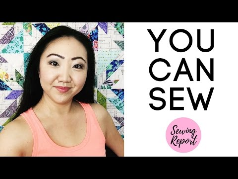 Sewing Your Own Clothes: 5 Things Every Beginner Needs to Know | LIVE SHOW | SEWING REPORT