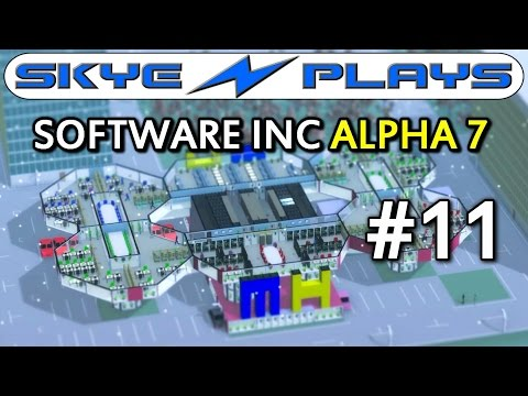 Software Inc Alpha 7 Part 11 ►Killer OS! – Part 2◀ Let's Play/Gameplay