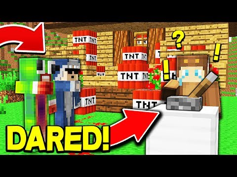 TRUTH OR DARE... WITH UNSPEAKABLEGAMING, MOOSECRAFT, & 09SHARKBOY! (Minecraft Edition)