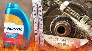 Repsol Elite Multivalvulas 10W40 Jak skutecznie olej chroni silnik? 100°C