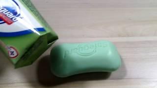 Как выглядит мыло Safeguard (Сейфгард) с антибактериальным эффектом
