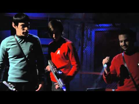 """Star Trek Phase 2: """"Blood and Fire"""" - Part 1"""