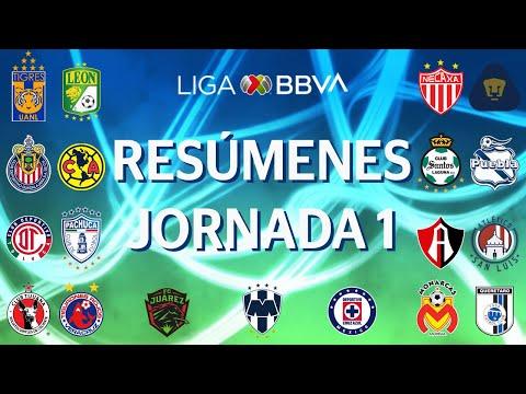 Súper Resumen | Jornada 1 | Apertura 2019