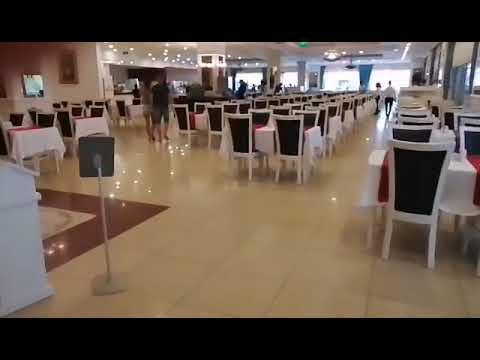 Обзор Обеда в отеле Meridia Beach июль 2019