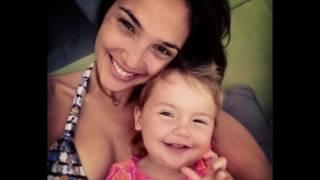 Gal Gadot Daughters - Alma Versano & Maya Versano