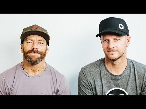 Interview: Tom Carroll and Richie Lovett