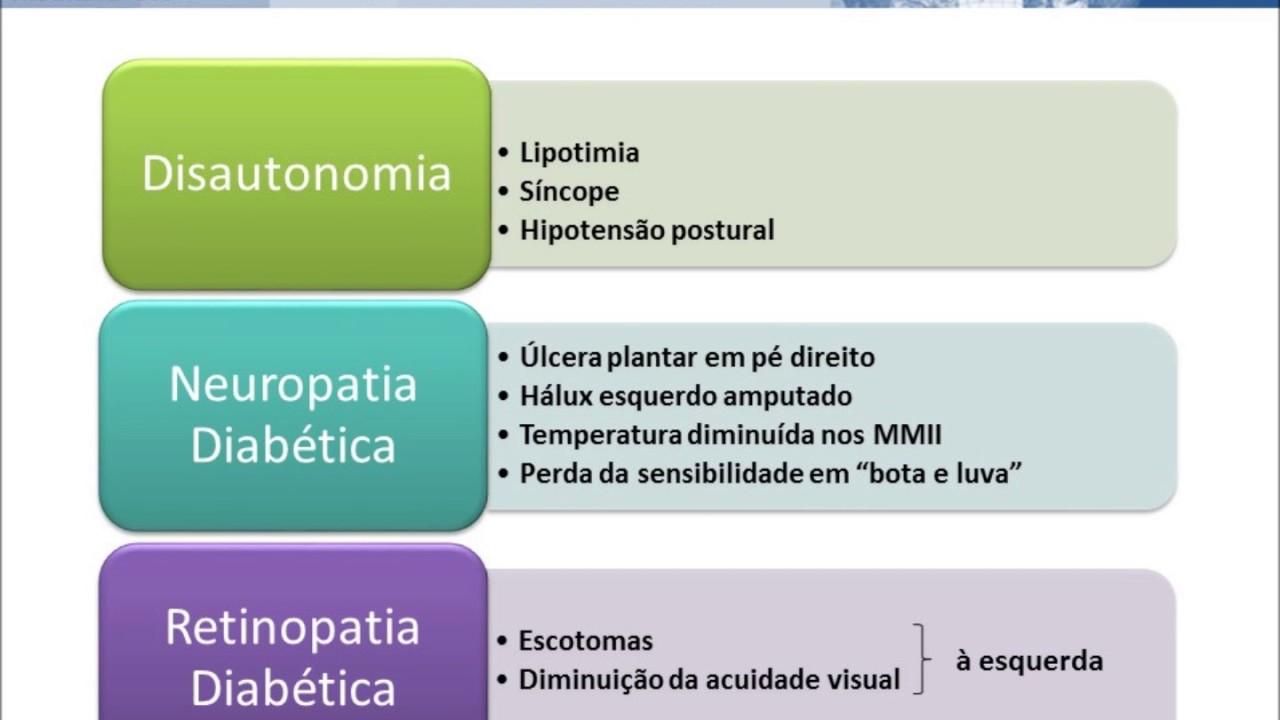 diabetes e neuropatia