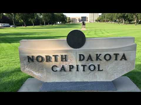 A Tour of the North Dakota State Capitol