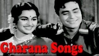 Gharana : All Songs Jukebox | Rajendra Kumar, Raj Kumar, Asha Parekh | Bollywood Hindi Songs