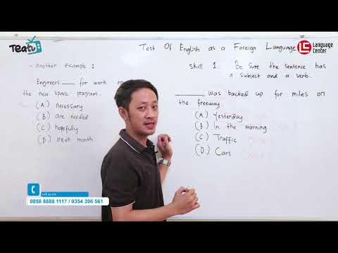 toefl-skill-1:-harus-ada-subject-dan-verb-|-teatu-with-mr-wira---kampung-inggris-lc