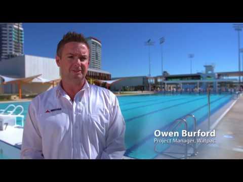 Embracing 2018 — Gold Coast Aquatic Centre