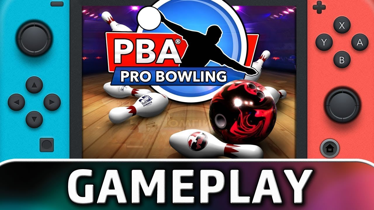 PBA Pro Bowling | First 10 Minutes on Nintendo Switch