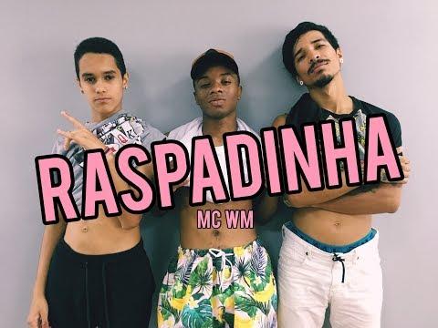 RASPADINHA - MC WM  COREOGRAFIA VINIIJOYDANCE