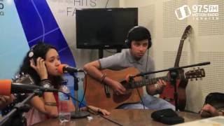 HIVI! - Mata Ke Hati Live dari Studio 97.5 FM Motion Radio