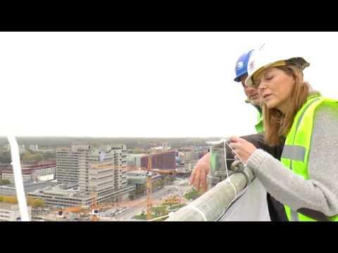 Slimme bouwtechnieken - Intermezzo Amsterdamse Zuidas