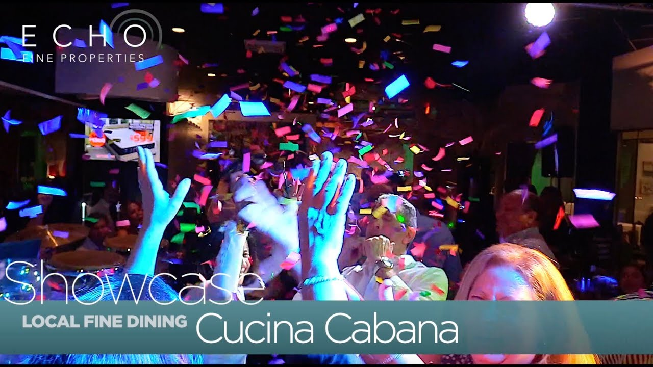 Cucina Palm Beach Echo Fine Properties Showcase Cucina Cabana