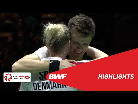 YONEX Swiss Open | XD Finals Highlights | BWF 2019 Mp3