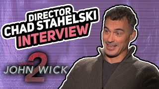 "ES Archive ""John Wick: Chapter 2"" Chad Stahelski Interview"