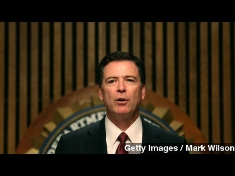 FBI Chief Joins Law Enforcement Gripes On iPhone Encryption
