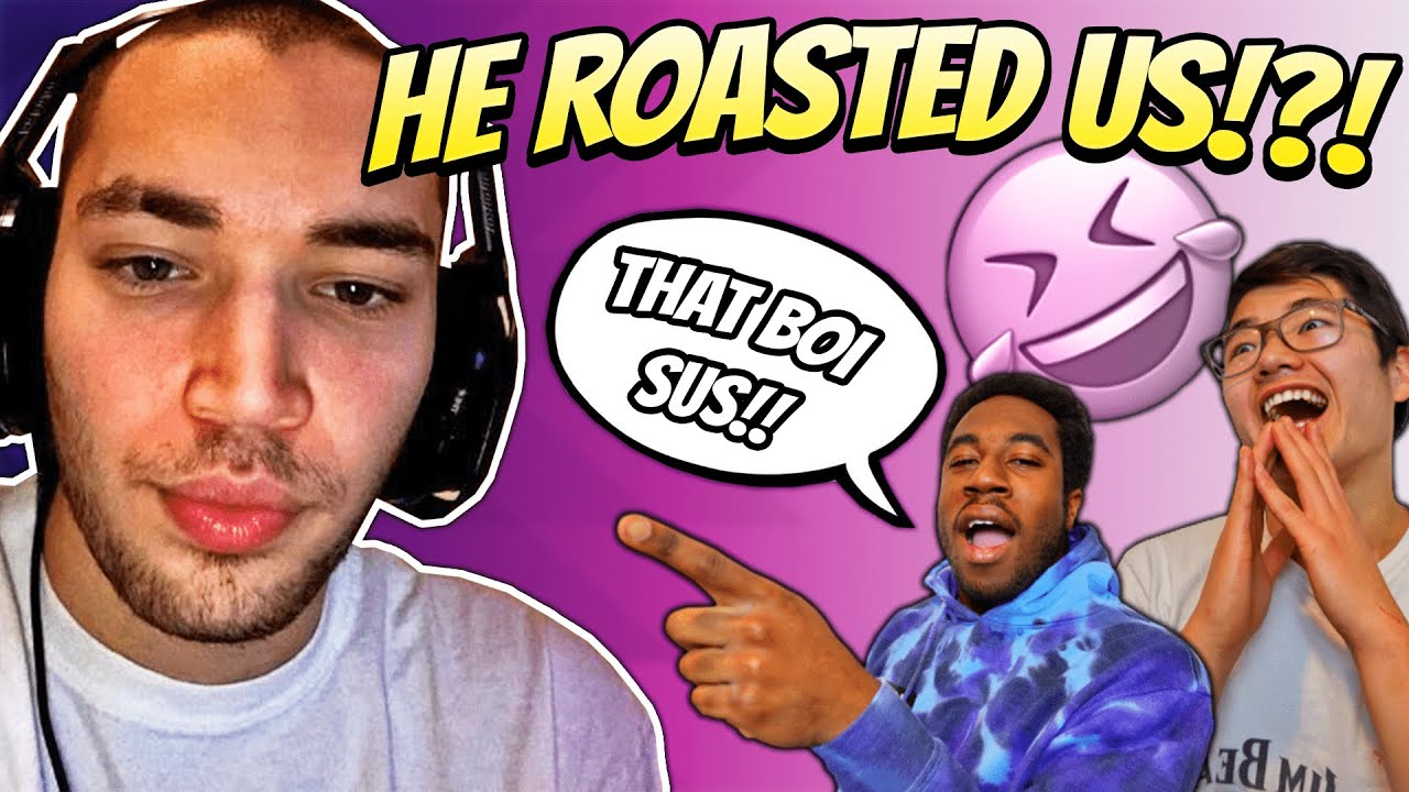 We're BEEFING With A Twitch Streamer?!(Adin Ross CALLED US OUT)