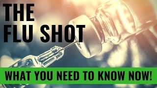 The Ugly Truth Behind Flu Shots | 7 Things You Need To Know Now!