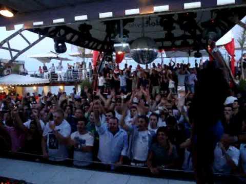 Sebastian Ingrosso@Dolce Vita Salerno 10 luglio 2010