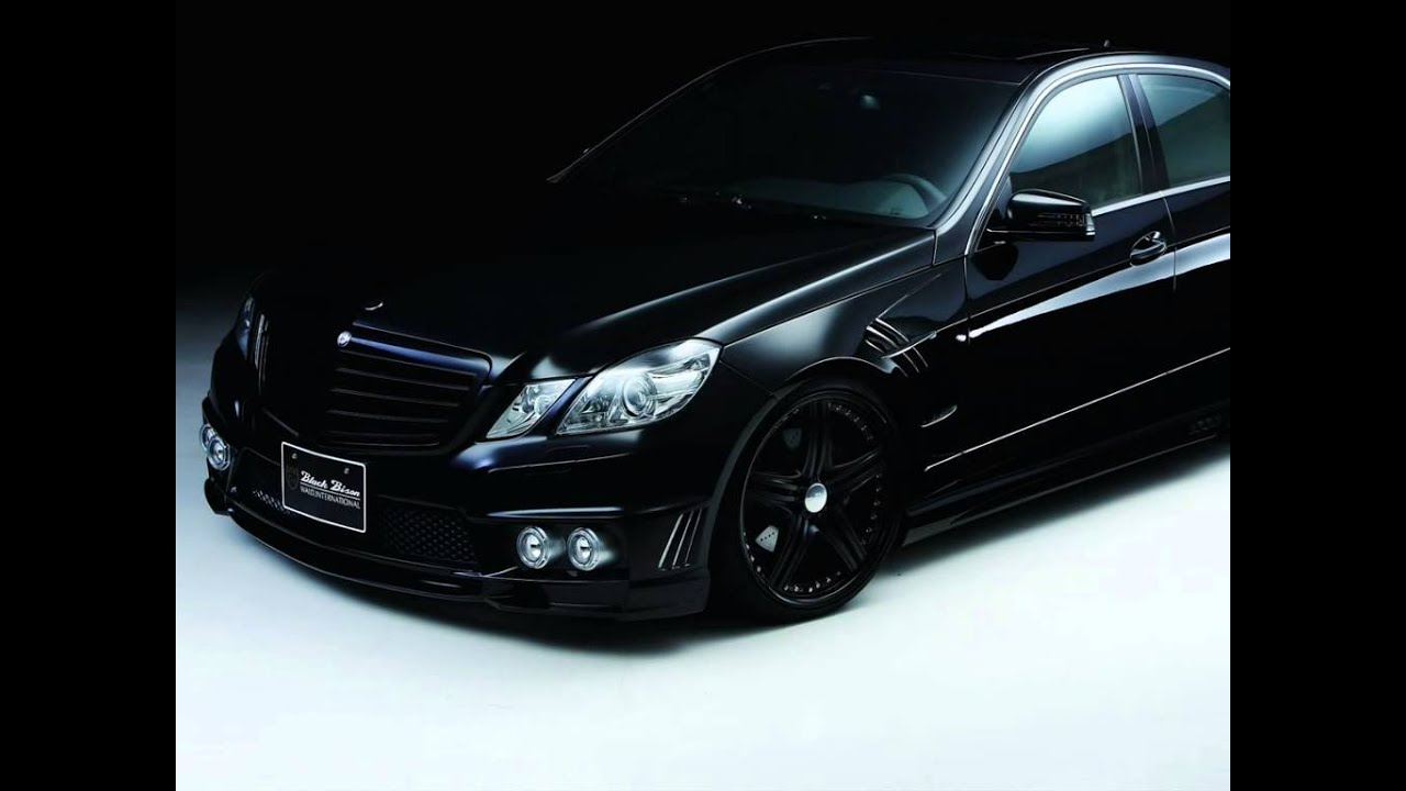 Wald Mercedes Benz E Class W212 Black Bison 2010 Youtube