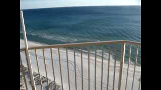 Video Tour Of Tina's Treasure@gulf Crest- 3br Luxury Beach Condo - Panama City Beach, Fl
