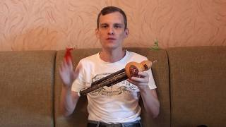 Обзор: Хулуси (Китайская Этническая Флейта) с АлиЭкспресс