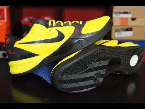a6b8a90bf30 Nike Kobe 8 SYSTEM  Bruce Lee  Custom - YouTube
