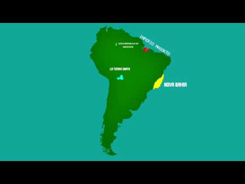 Map Of America Fallout.Fallout South America Map Evolution Test Youtube