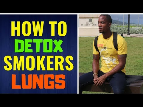 How To Detox Smokers Lungs and The Respiratory System
