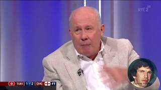 Liam Brady I was disappointed in Lingard, he didn't show any composure