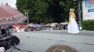 Парад НЕВЕСТ - 2013 в Минске! 8ч.(19). Беларусь! Parade of Brides - 2013 in Minsk!