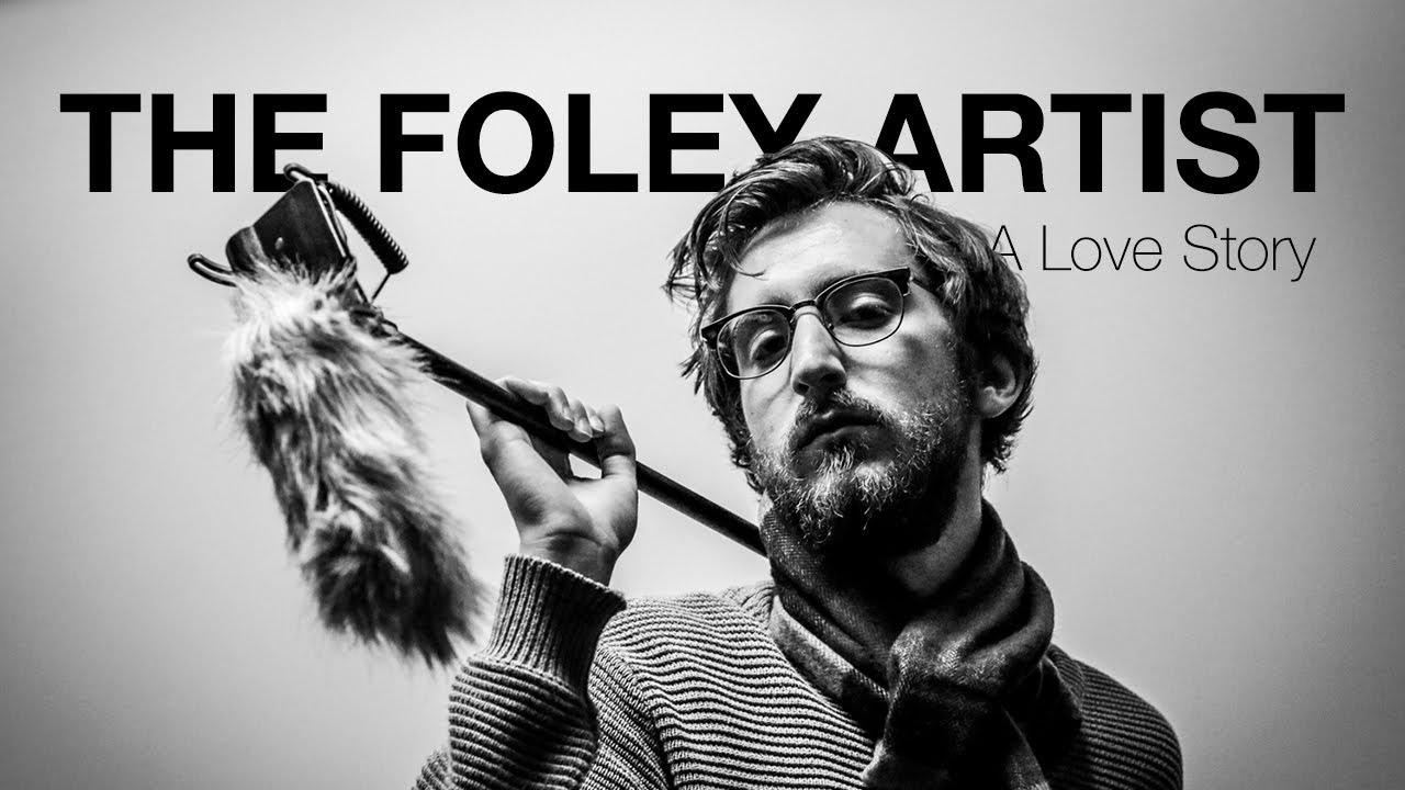 "My RØDE Reel 2020 | ""The Foley Artist: A Love Story"""