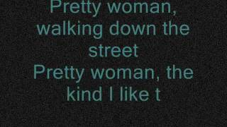 Pretty Woman Lyrics - Tom jones