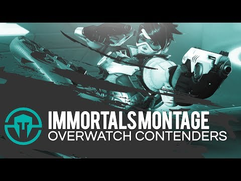IMMORTALS QUALIFY FOR OVERWATCH CONTENDERS