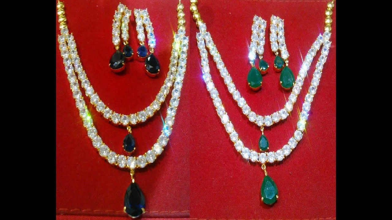 22k Gold Kundan Necklace Designs Gold kundan jewellery designs
