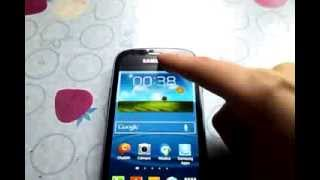 Problema pantalla s3 mini