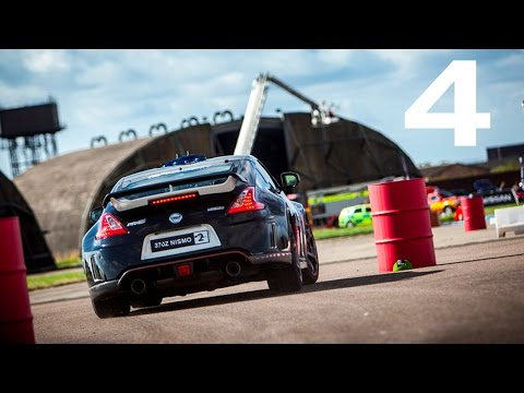 GT Academy USA - Episode 4 (2014) Race for your Place