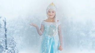Comment se déguiser et se maquiller comme Elsa, La reine des Neiges : Tuto complet.